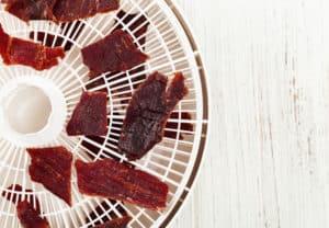 Beef Jerky im Dörrautomat