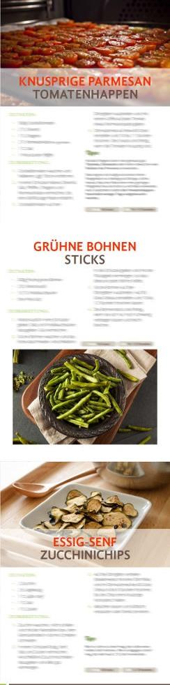 Gemüsechips-Rezepte