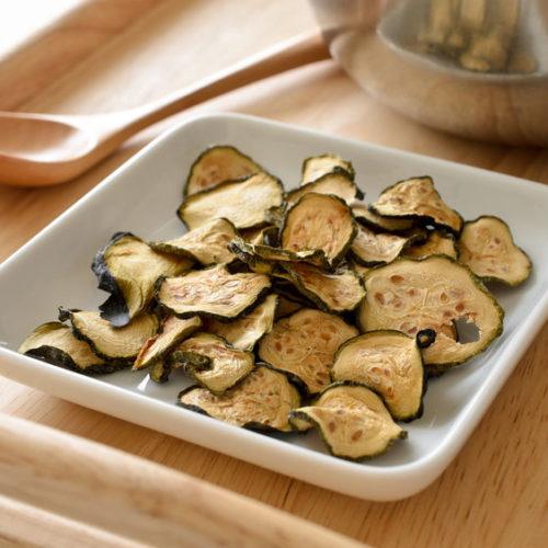 zucchinichips-mit-essig